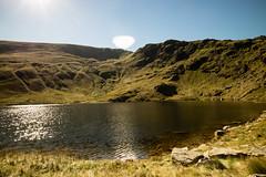 Cloud above Small Water. (Tall Guy) Tags: tallguy uk lakedistrict cumbria smallwater tarn