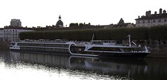 Avalon Poetry II (Ken A. Wilkie AFIAP CPAGB) Tags: france travel river cruise avalon poetry nikon d750 landscape