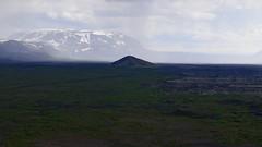 (alcoyote89) Tags: myvatn tablemountain crater dimmuborgir iceland volcano
