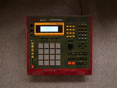 _0040410 (ghostinmpc) Tags: mpc3000 akai ghostinmpc sampler drummachine