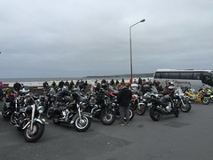 Doolin Harley Fest Charity Run - September 2016 - Lahinch, County Clare. (firehouse.ie) Tags: events event harleys mcc mc motorbike motorbikes bikers cycle motorcycles motorcycle cycles motor hog harleyfest bike bikes hogs 2016 ireland lahinch doolin festival fest davidson harley
