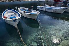 Boats and transparencies (Francesco Grisolia) Tags: boatsandtransparencies baoats trasparencies barche trasparenze blue mare sea campania italia italy trasparenza acqua luce light lights luci sun