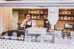 Bakery (Zimeoni) Tags: bakery face moment street streetphotography food cake
