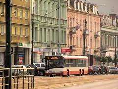 Solaris Urbino 15III, #412, PKM Sosnowiec (transport131) Tags: bus autobus pkm sosnowiec kzk gop solaris urbino