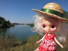 Fulla (Dolly Aves) Tags: blythe blythedoll petites fulla lake