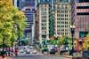 Downtown-Boston-Massachusettes-at-Street-with-Old-Buildings (Captain Kimo) Tags: boston downtown massachusetts highdynamicrange photomatixpro hdrphotography singleexposurehdr topazadjust captainkimo
