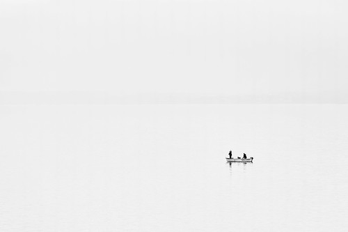 Minimal boat by Nick-K (Nikos Koutoulas), on Flickr