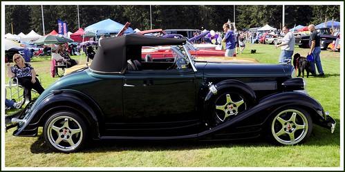 1934 Pontiac Convertible - a photo on Flickriver
