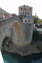 Moster brug Bosnie Herzegovina
