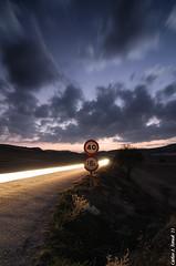Light speed (Carlos J. Teruel) Tags: nikon murcia nubes nocturnas d300 caravaca largaexposicin 2011 tokina1116 xaviersam losroyos carlosjteruel
