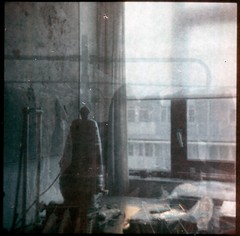 Vergleden Tijd: I'm not there XXX (odysseia) Tags: paper photography shoot im negative there agfa alternative isola tijd vergleden