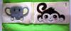 Porta Treco Bichinhos da Floresta (Artes di Viviane Garcia) Tags: verde felt macaco feltro menino leão girafa elefante portatreco organizador cotonete enxovalbebê enxovaldemenino bichinhosdafloresta bichosdafloresta lençoumedecido