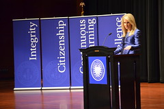 Arts and Ideas: Monica Crowley