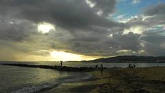 DSCN2845w (Toni_Darder) Tags: sea clouds mar skies sunsets nubes cielos atardeceres mallorca tormentas mallorca playas beaches mallorcamar mediterraneocalas