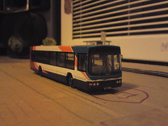S801SJV comes in to finish the 92 from doncaster at 10pm not long for these wright bodies to be withdrawn now :-( (Gainsborough Buses) Tags: 3 code stagecoach