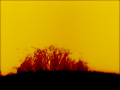 Sun_2012-10-19_12-34_UT (Admiral_M) Tags: sun halpha prominence ls60tha