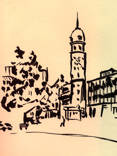 Darmstadt Weier Turm