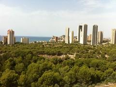 vistas impresionantes a Poniente de Benidorm. Consulte precio a su inmobiliaria en Benidorm, Asegil www.inmobiliariabenidorm.com