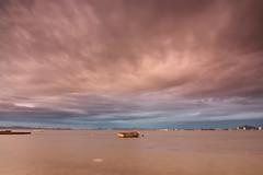 La Perla Negra del Mar Menor (Cani Mancebo) Tags: españa sunrise spain explore murcia amanecer marmenor mediterráneo sanpedrodelpinatar explored canimancebo