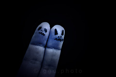 zombi... O_o (ggcphoto) Tags: halloween blackbackground night 50mm scary eyes hands ghost fingers spotlight nails noses mouths nightvision zombi sonyalpha gettyimagesirelandq12012