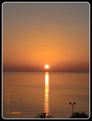 Sunrise (LOMO56) Tags: mallorca sonnenaufgang calamillor