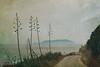 dirty paws (__yaya__) Tags: road sea italy plants texture photoshop vintage landscape sadness sicily postproduction fakeold sicilia levanzo egadiislands mimancalasicilia ilmomentodeiricordi