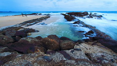 snapper rocks milky i (rod marshall) Tags: snapperrocks froggys dawnduranbahbeach adwn goldcoastdawn