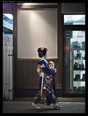 _5011648 copy (mingthein) Tags: life street portrait people japan night digital dark four tokyo bokeh availablelight streetphotography olympus geisha micro pj kimono ming zuiko 43 omd reportage thirds m43 onn zd mft em5 4518 thein photohorologer micro43 microfourthirds mingtheincom zuiko4518