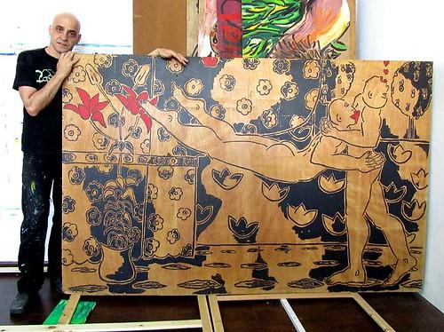 gay art homosexual couple painting arte gay pintura pareja homosexual مثلي الجنس اللوحة الفنية زوجين مثلي الجنس гей искусства гомосексуальной паре картин