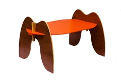 meja gajah oranye (knock down) (noor.hilmi) Tags: kids table marine pentax plywood anak mdf meja lesehan k100d