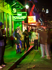 "Bourbon Street on Halloween - New Orleans • <a style=""font-size:0.8em;"" href=""http://www.flickr.com/photos/85864407@N08/8146377007/"" target=""_blank"">View on Flickr</a>"
