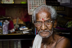 """What I see will always be enough for me. (Rajagopalan Sarangapani) Tags: street old oldman experience portraiture chennai tamilnadu raj rumi thatha cwc parrys chennaiweekendclickers rjclicks rajagopalansaranagapani"