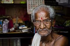 """What I see will always be enough for me. (Rajagopalan Sarangapani) Tags: street old oldman experience portraiture chennai tamilnadu raj rumi thatha cwc parrys chennaiweekendclickers rjclicks rajagopalansaranagapani"