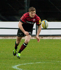 Owen Farrell (phillipbonsai) Tags: saracens rugbyunion salesharks owenfarrell