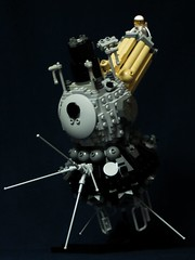 LEGO Voskhod Spaceship-01-00 (Kei_Kei_Flic) Tags: eva lego russia space soviet rocket spaceship block voskhod leonov