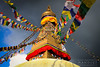 Colors For Your Mind (Mihai Sebastian Manole) Tags: travel nepal light color colors canon temple natural stupa holy mind boudhanath mediatation 1635mm culori flgs templu