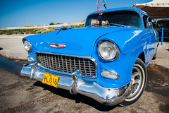55 Chevy (lighthunter09) Tags: havana cuba artemisa