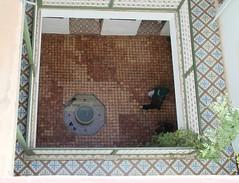 Riad Atrium (Miss_Iks) Tags: winter portrait history museum photographie photos kultur flight culture musee arabic marocco marrakech souk marrakesh oriental documentation bazar marokko exibition basar geschichte vaccation marrakesch maroque maisondephotographie