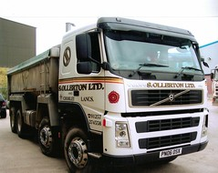 so16 (langson2) Tags: man tipper s lancashire trucks ltd scania ollerton haulage companys
