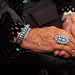 Silver and turquoise. Navajo Nation Inaugural Reception. Jan. 20, 2013. Photo by Megan Witt.