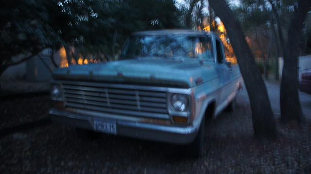 ford ranger f100 1967 racoon 67