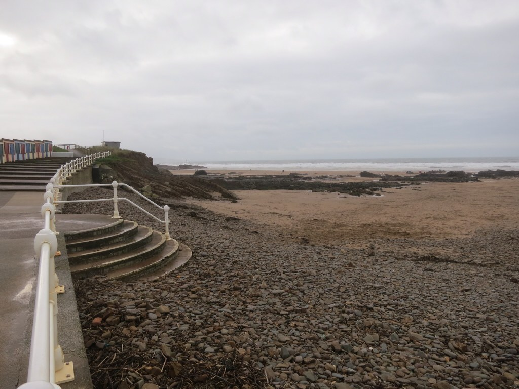 Crooklets beach, Bude Cornwall