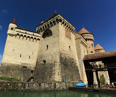 Chteau de Chillon - Switzerland - July 2012 (bortescristian) Tags: summer panorama lake slr castle digital de photography eos rebel switzerland kiss fotografie suisse suiza stitch geneva geneve image o pano large july panoramic di huge imagine chillon van svizzera schloss lman castello chteau cristian castillo anon castel iulie 2012 kasteel zwitserland zamek vara 500d elvetia   vra  bortescristian cristianbortes x3l    t1i  gnfersee