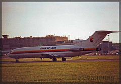 C-GYFA Boeing 727-2H3F First Air (elevationair ✈) Tags: boeing dub airliners freighter dublinairport 727 firstair 722 eidw 727f cgypa