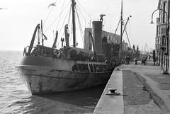 Junella - St Andrew's Dock, Hull (dark_myson) Tags: fish st fishing dock andrews archive hull trawler humber 1959 junella