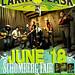 Larry & His Flask - Schomberg Fair