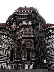 Santa Maria Del Fiore (karinacastrodad) Tags: travel italy architecture photography florence dome brunelleschi oldarchitecture