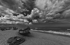 Drama of Clouds, Marina Beach (Well-Bred Kannan (WBK Photography)) Tags: wbkphotography wbk wellbred kannanmuthuraman kannan nikon nikond750 d750 india indian weekendwalk incredibleindia travelphotography travel traveler msb madrasshutterbugs marina marinabeach chennai mychennai nammachennai madras sky clouds beach bayofbengal