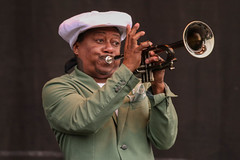 Louis Armstrong's Wonderful World Festival - Kermit Ruffins