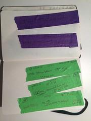 5x4 film-holder tapes (CactusD) Tags: film linhof largeformat techniques dds 5x4 technikardan filmholders